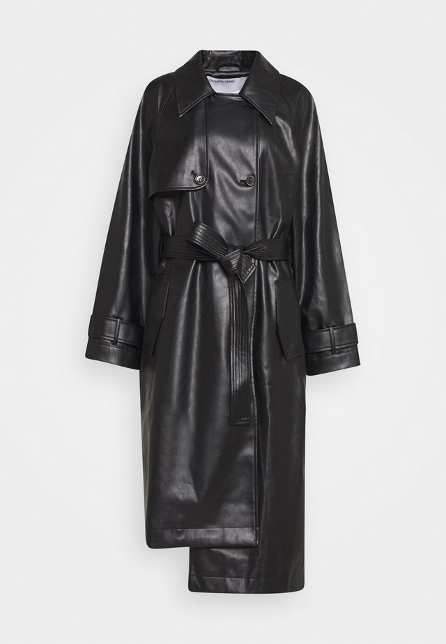 MARIE COAT - Trench - black