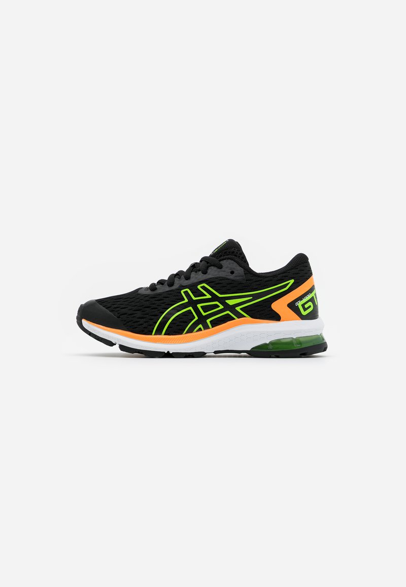 ASICS - GT-1000 9 - Zapatillas de running estables - black/green gecko