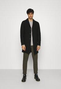Selected Homme - SLHHAGEN  COAT  - Classic coat - black - 1
