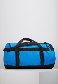 The North Face - BASE CAMP DUFFEL L UNISEX - Holdall - clear lake blue/black - 3