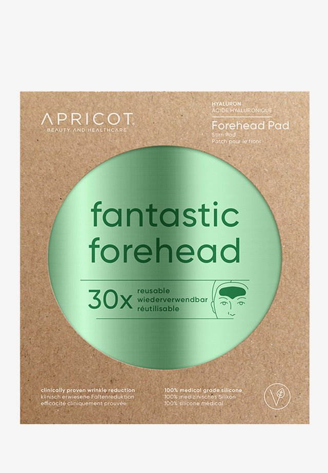 FOREHEAD PAD WITH HYALURON - Anti-Aging - -