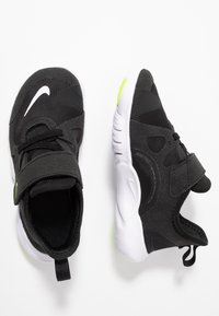 Nike Performance - FREE RN 5.0 - Scarpa da corsa neutra - black/white/anthracite/volt - 1
