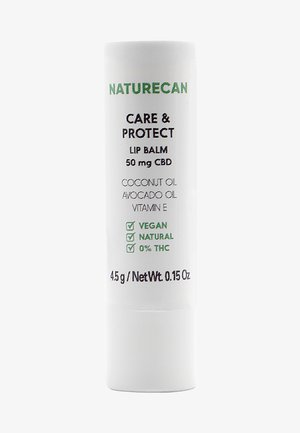 CARE AND PROTECT CBD LIP BALM - Lippenbalsem - -