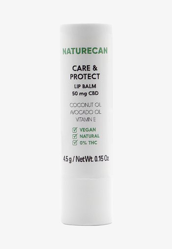 CARE AND PROTECT CBD LIP BALM