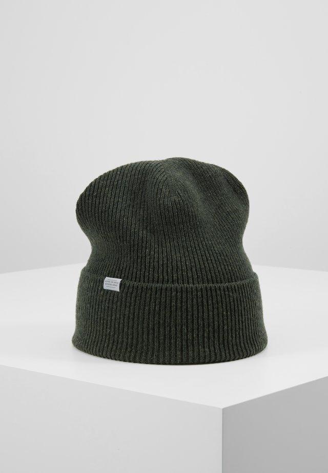 ZISSOU HAT - Bonnet - deeper green