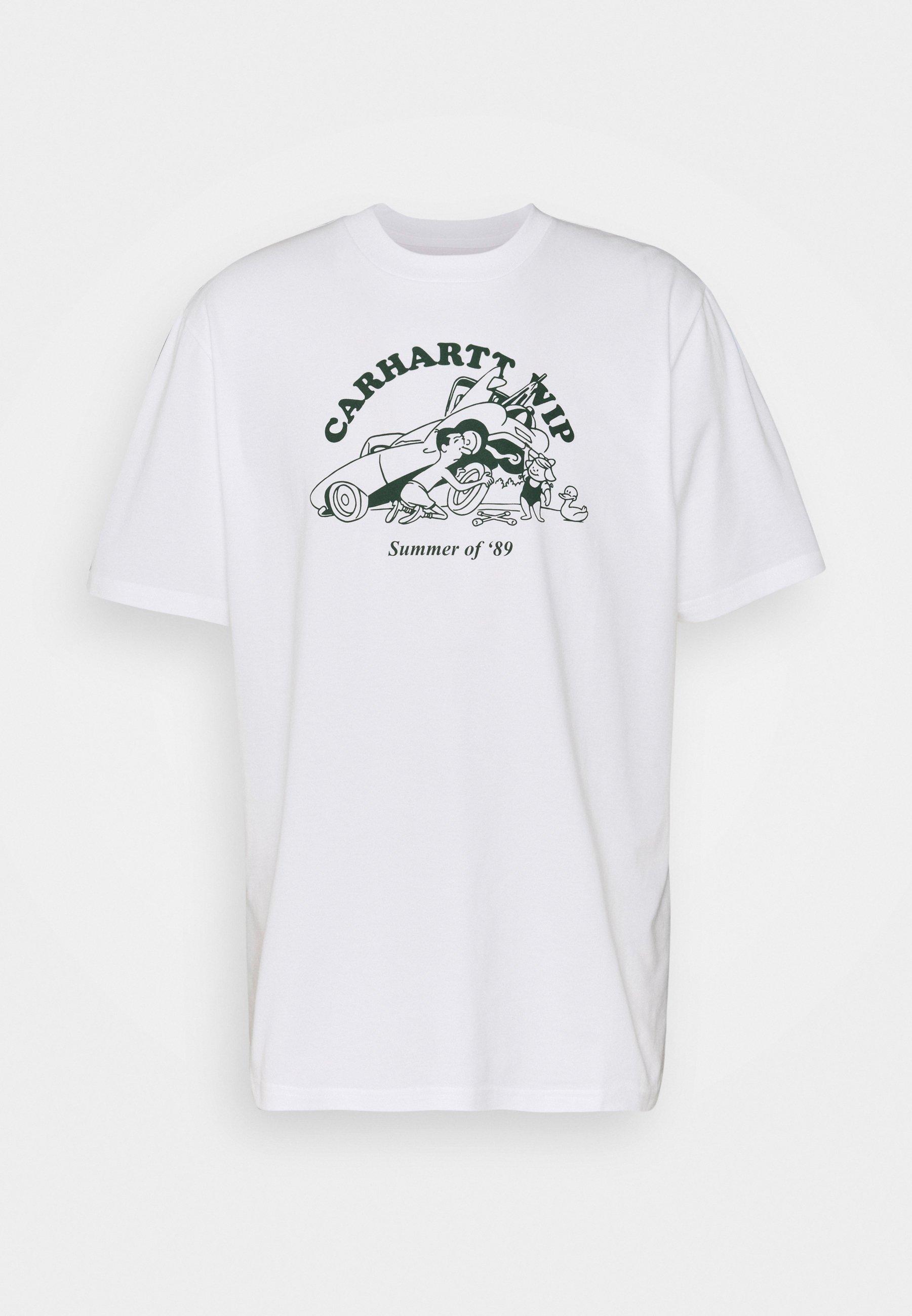 Homme FLAT TIRE - T-shirt imprimé