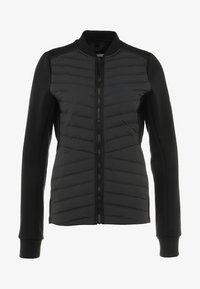 adidas Performance - VARILITE HYBRID HOODED WINTER - Winter jacket - black - 3