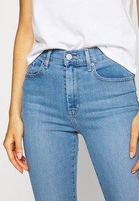 Levi's® - 724 HIGH RISE STRAIGHT - Straight leg jeans - rio chill - 3