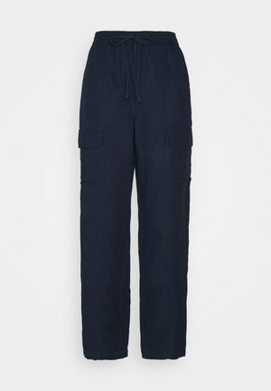 CARGO - Cargo trousers - dark blue