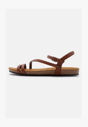 MAM VITA - Sandals - camello