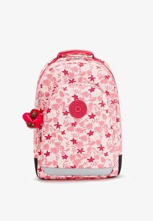 CLASS ROOM - Schooltas - pink leaves
