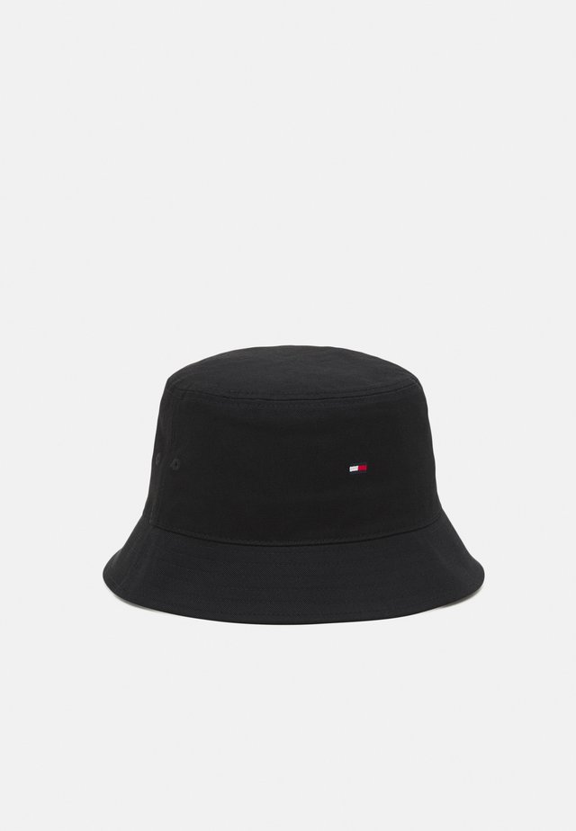 FLAG BUCKET HAT UNISEX - Chapeau - black