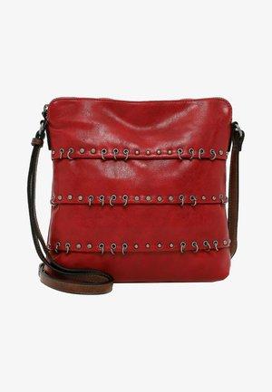 SOEY - Across body bag - red