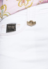 Versace Jeans Couture - Flared Jeans - optical white - 5