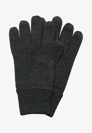 Gloves - khaki grit