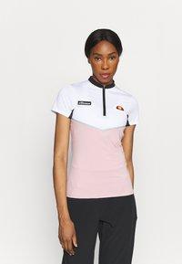 Ellesse - DORALI - Print T-shirt - pink - 0