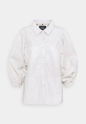 TIRZAH - Button-down blouse - antique white