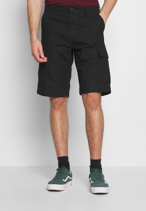 REGULAR CARGO COLUMBIA - Shortsit - black