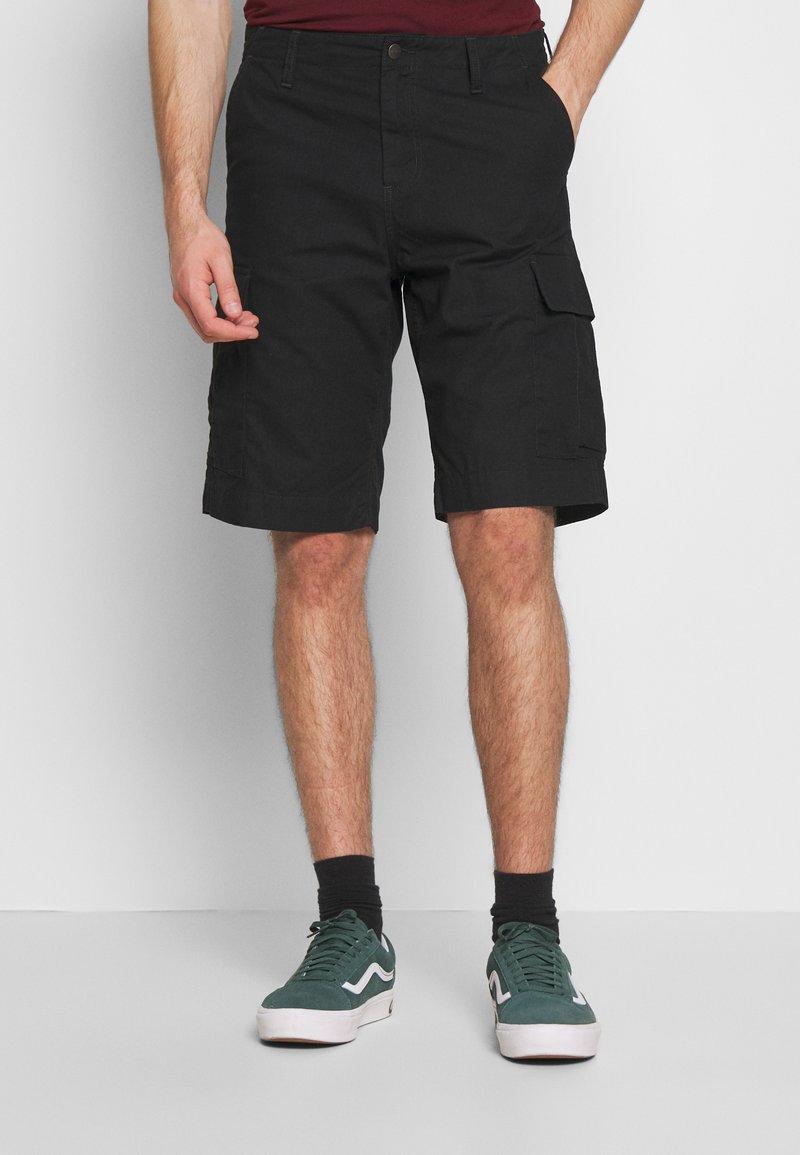 Carhartt WIP - REGULAR CARGO COLUMBIA - Shorts - black