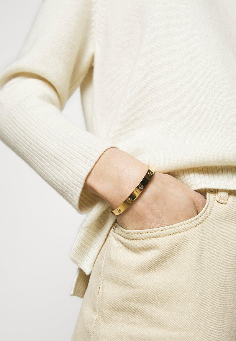 Tory Burch - MILLER STUD HINGE BRACELET - Bracelet - gold-coloured