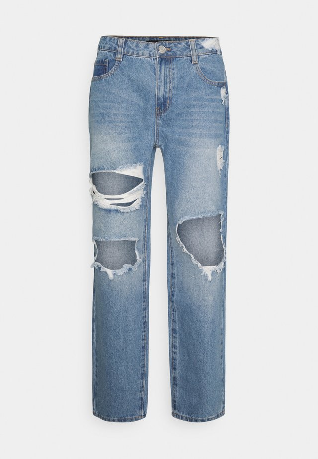 ULTRA RIPPED REGULAR  - Relaxed fit jeans - blue