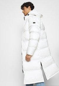 Schott - MAX UNISEX - Winter coat - white - 3