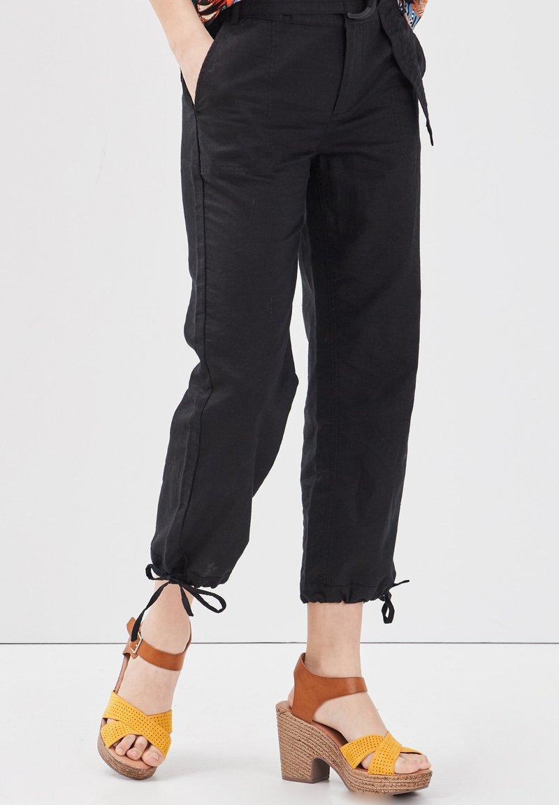 Cache Cache - Pantalon classique - noir