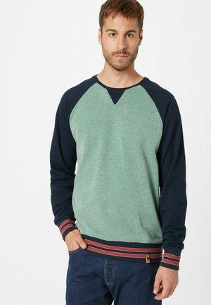 KLO KOKS KLAN - Sweater - grünmeliert