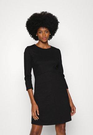 PUNTI DRESS - Trikoomekko - black