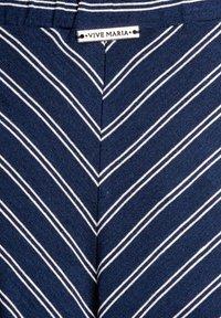 Vive Maria - A-line skirt - blau allover - 6