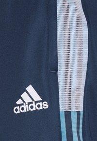 adidas Performance - TIRO  - Træningsbukser - blue - 2
