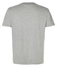 GANT - ORIGINAL - T-shirt basique - hellgrau meliert - 1
