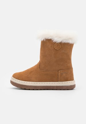 UNISEX - Snowboot/Winterstiefel - nut brown