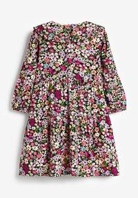 Next - Robe en jean - pink - 1