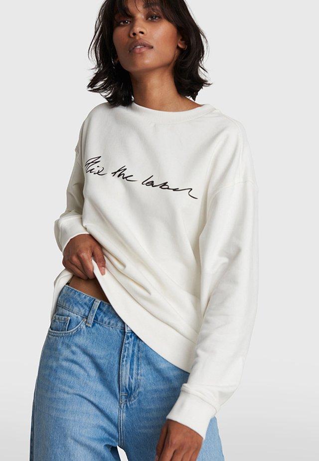 ALIX - Trui - soft white