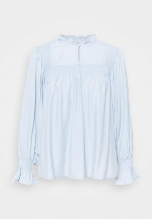 EMILY BLOUSE - Blouse - paris blue