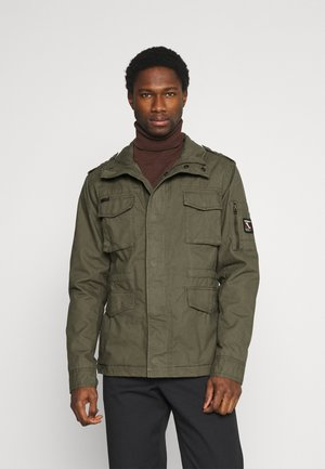 CLASSIC ROOKIE JACKET - Lehká bunda - washed khaki