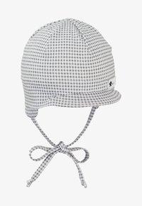 Sterntaler - Hat - dunkelgrau - 0