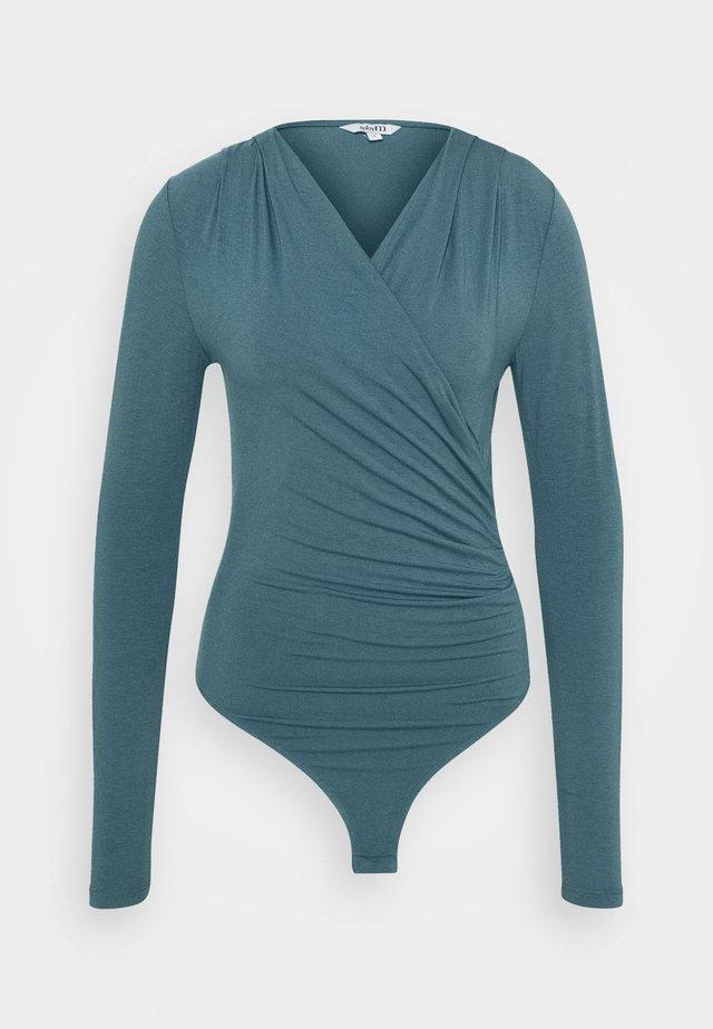 LIONE - T-shirt à manches longues - tide blue