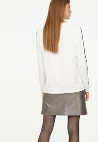 comma casual identity - Long sleeved top - off-white - 2