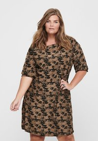 ONLY Carmakoma - Day dress - toasted coconut - 0
