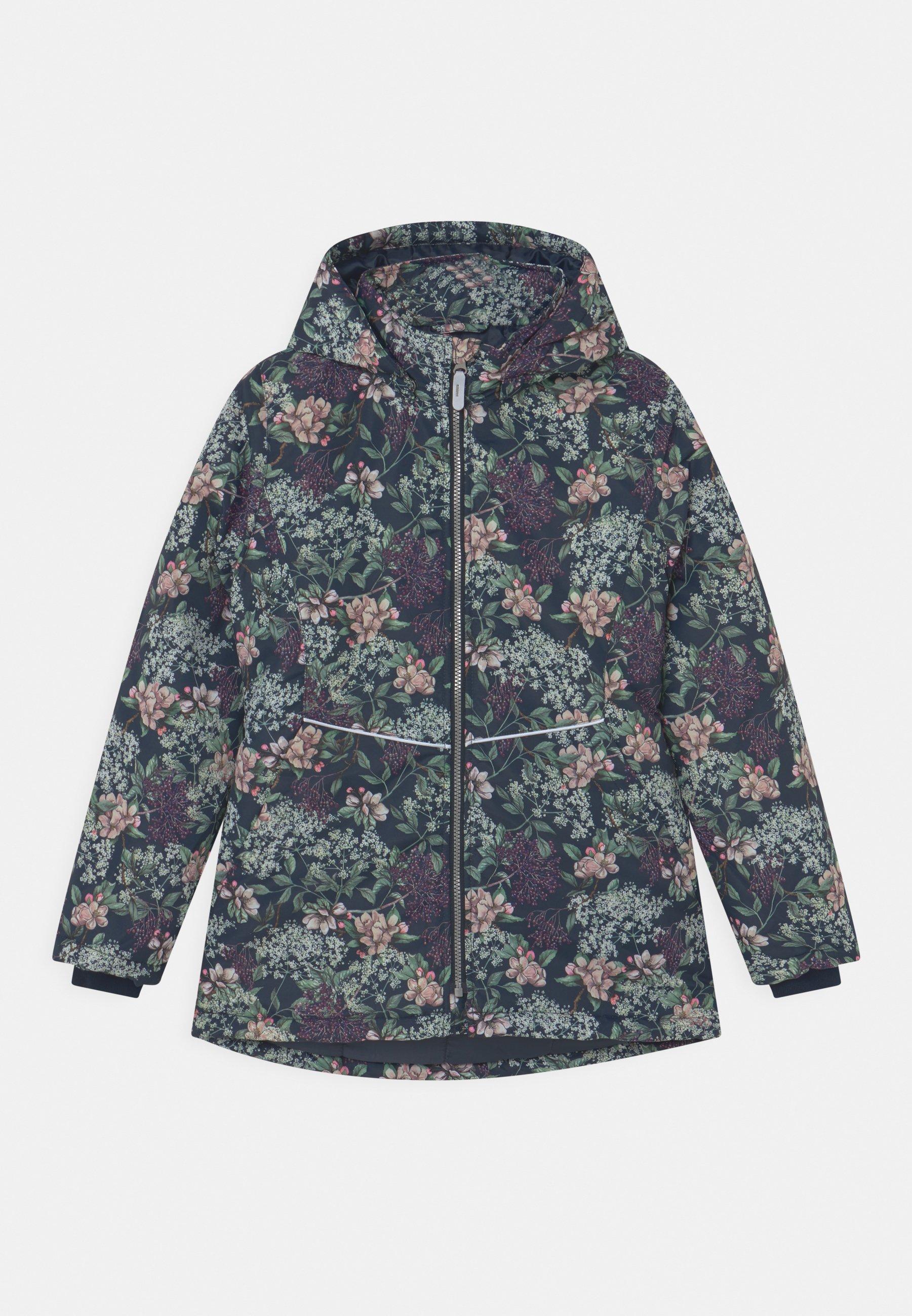 Kids NKFMAXI ELDERFLOWER - Winter jacket