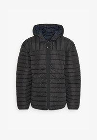 Only & Sons - ONSPAUL HOOD JACKET - Light jacket - black - 4