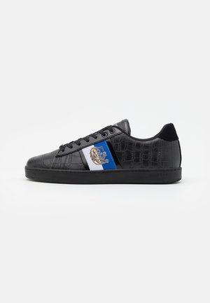 SYLVA SEMI - Sneakers laag - black