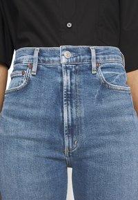 Agolde - Jeans Skinny Fit - amped light indigo - 5