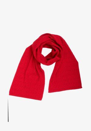Sjaal - rosso
