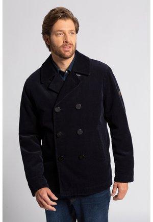 Short coat - bleu marine foncé