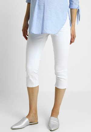 Shorts - white denim