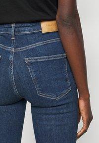Vero Moda Tall - VMSOPHIA  - Jeans Skinny Fit - dark blue denim - 4