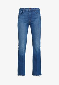 Mother - THE WEEKENDER FRAY  - Slim fit jeans - double version - 4